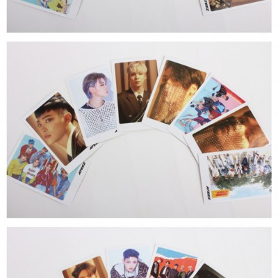ATEEZ - 56Pcs Mini Postcard Set