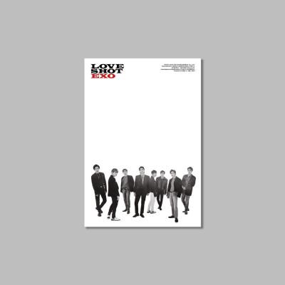 EXO - Love Shot (Repackage)