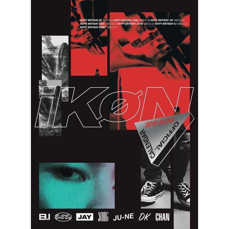 IKON - 2019 Official Calendar