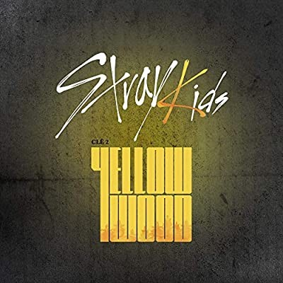 STRAY KIDS - Clé 2: Yellow Wood
