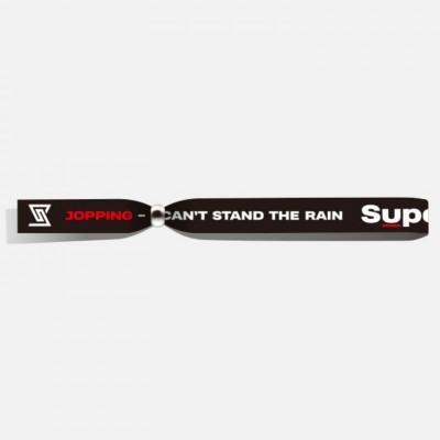 SUPERM - Pop-Up Fabric Bracelet