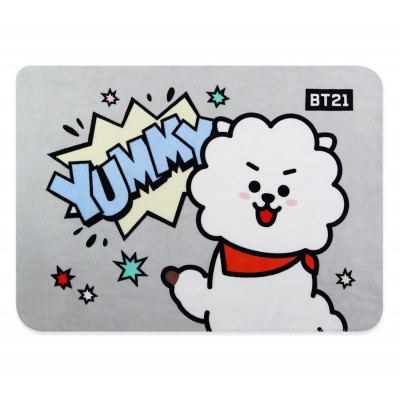 BT21 - Flannel Fur Blanket