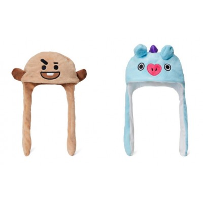 BT21 - Plush Action Hat