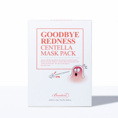BENTON Good Bye Redness Centella Mask
