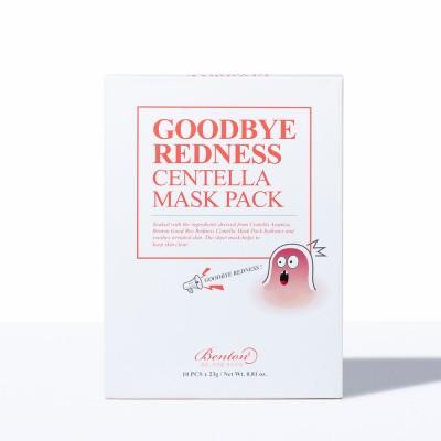 BENTON Good Bye Redness Centella Mask
