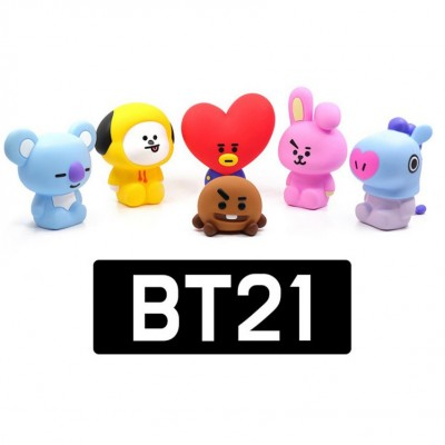BT21 - Character Coin Bank