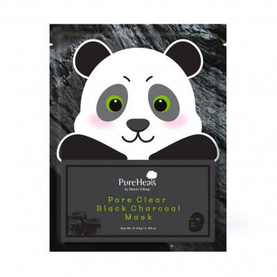 PUREHEAL'S Pore Clear Black Charcoal mask
