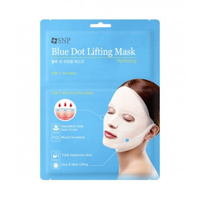 SNP Blue Tension Hydra Lifting Mask