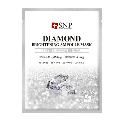 SNP Diamond Brightening Ampoule Mask