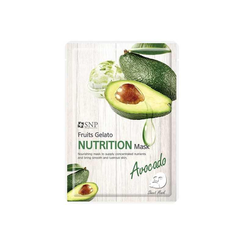 SNP Fruits Gelato Nutrition Mask