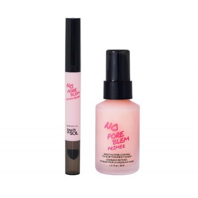 TOUCH IN SOL No Poreblem Primer + Eraser Set