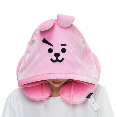 BT21 - Hoodie Neck Cushion