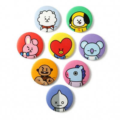 BT21 - Pocket Mirror