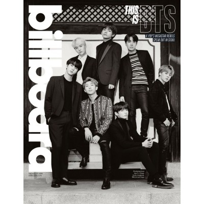 BTS - Billboard - BTS Group Cover