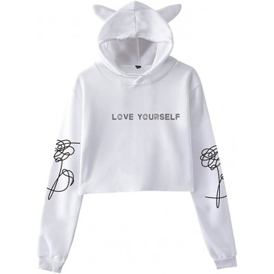 BTS - Sweat Shirt 'Love Yourself'