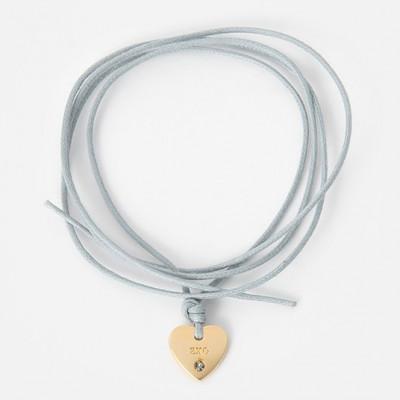 EXO - Heart Charm Bracelet