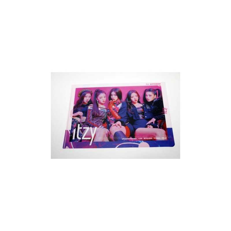 ITZY - A4 File Holder