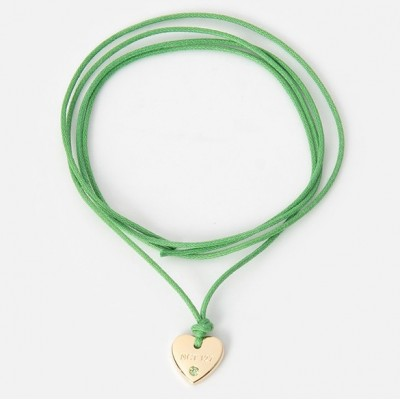 NCT 127 Heart Charm Bracelet