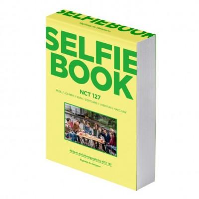 NCT 127 Selfie Book