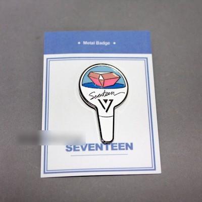 SEVENTEEN - Metal Badge