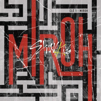 STRAY KIDS - Clé 1: Miroh