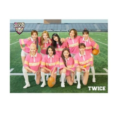 TWICE - Wood Frame Photo