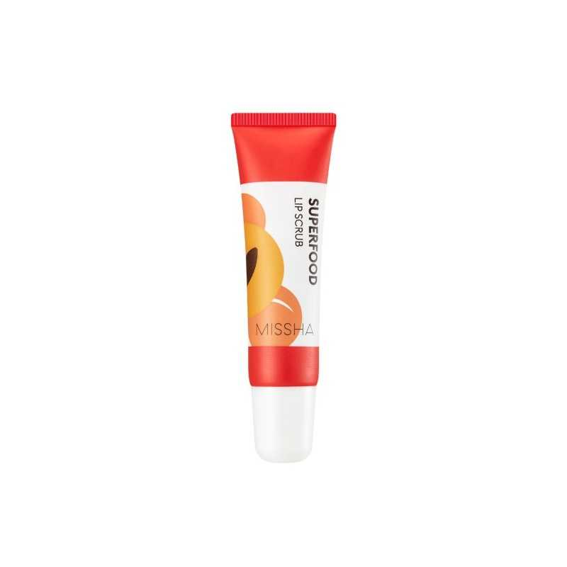 MISSHA Super Food Apricot Lip Scrub